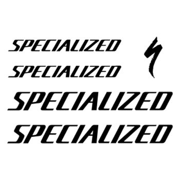 Specialized S-works 2 Colors Decals Set