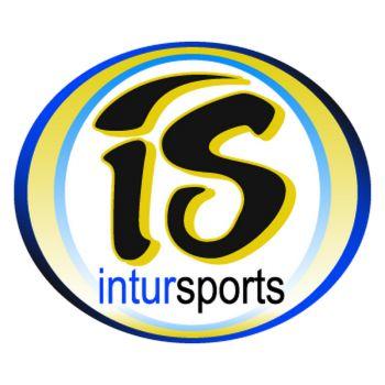 Sticker IS Intursports Logo