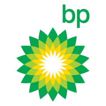 BP new logo colors Decal