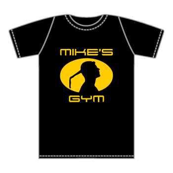 K-1 Mike's Gym logo t-shirt