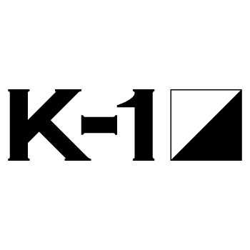 K-1 Logo t-shirt
