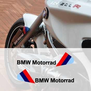 BMW Motorrad R1200R Decals Set