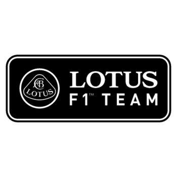 Sticker Lotus F1 Team Logo