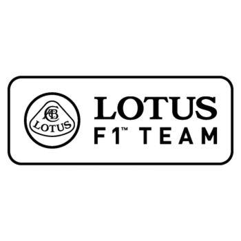 Sticker Lotus F1 Team Logo 2