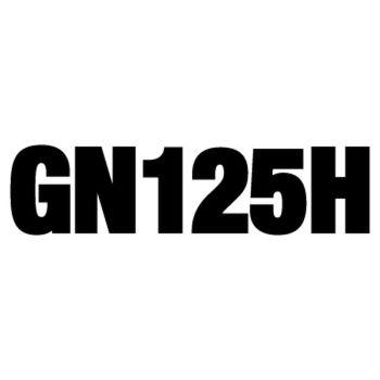 Sticker Suzuki GN125H Logo