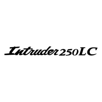 Sticker Suzuki Intruder 250LC Logo