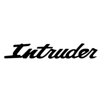 Sticker Suzuki Intruder Logo