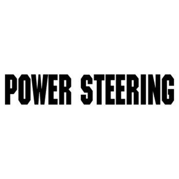Sticker Suzuki King Quad Power Steering Logo 2013