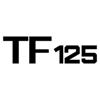 Sticker Suzuki Mud Bug TF 125 Logo – 2ème Modèle