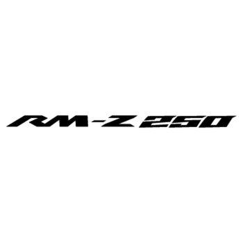 Sticker Suzuki RM Z250 Logo 2013