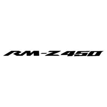 Sticker Suzuki RM Z450 Logo 2013