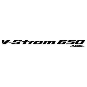 Sticker Suzuki V-Strom 650 ABS Logo 2013