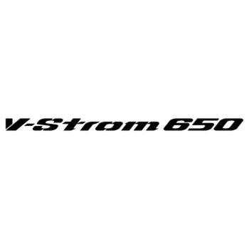 Sticker Suzuki V-Strom 650 Logo 2013