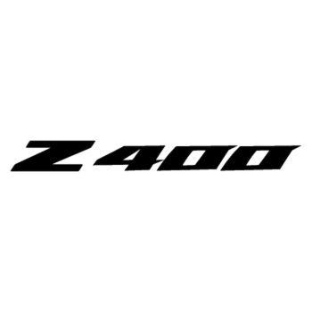 Sticker Suzuki Z400 Logo 2012