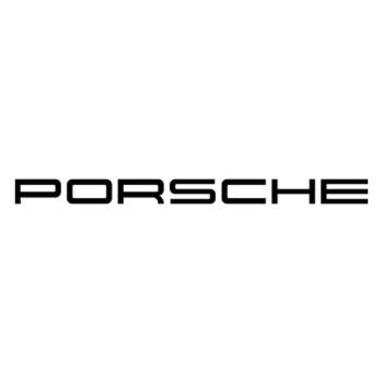 Porsche logo 2013 Decal