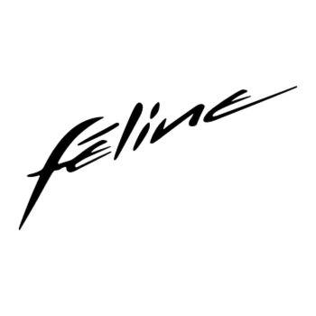 Sticker Peugeot Féline Logo 2013