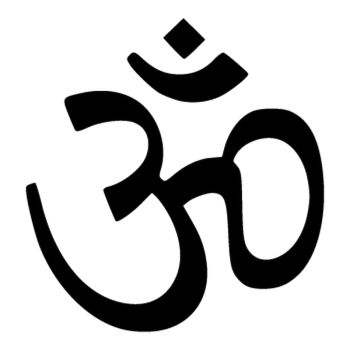Hinduism Symbol Decal