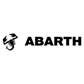 Fiat Abarth Scorpion Left logo Decal