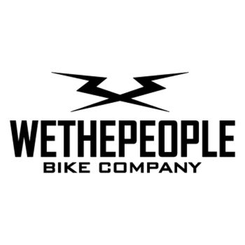 Sticker Wethepeople BMX Logo 2012