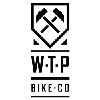 Wethepeople WTP Bike Co logo 2013 Decal