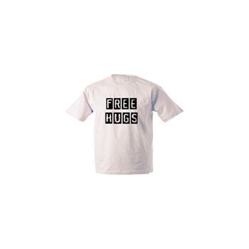Tee shirt FREE HUGS
