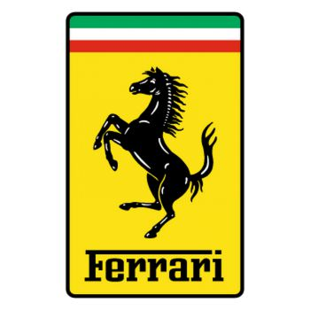 Ferrari logo 2013 decorative Decal