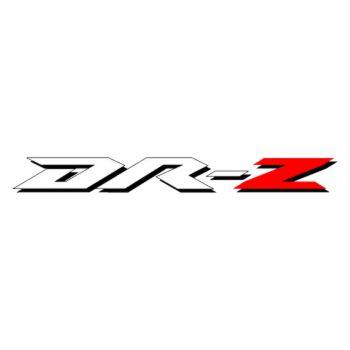 Sticker Suzuki DR-Z Logo Couleur