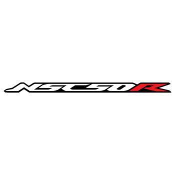 Honda Scooter NSC50R logo 2013 decorative Decal