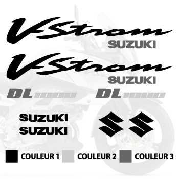 Kit Stickers Suzuki V-Strom DL 1000