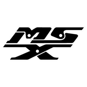 Honda MSX logo motorcycle Decal