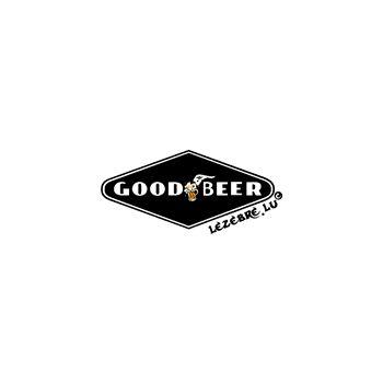 T-Shirt Good Beer parodie Goodyear