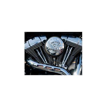 Sticker Déco Harley Davidson moteur bicylindre en V