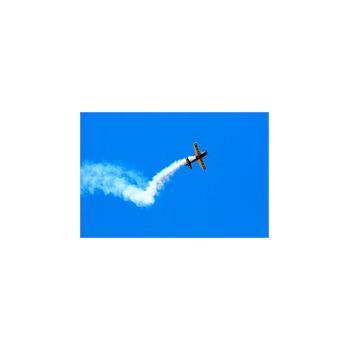 Sticker Déco Avion Acrobatie