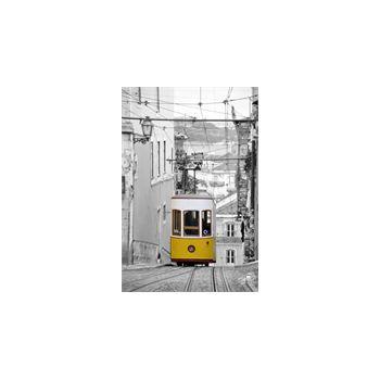 Sticker Déco Tram Lisbonne Portugal