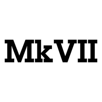 Sticker Volkswagen VW MK VII Golf 7 Logo