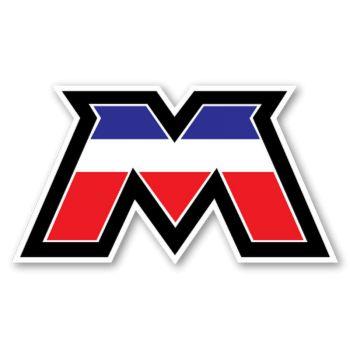 Motobecane Logo 95 x 52 mm Decal