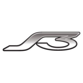 Daelim S3 logo Decal