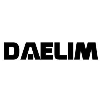 Daelim logo Decal