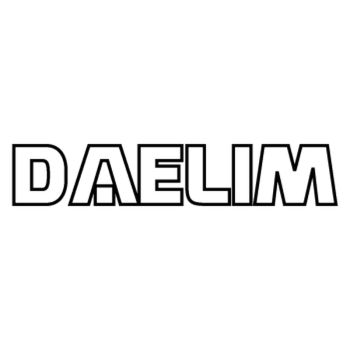 Daelim shape logo Decal