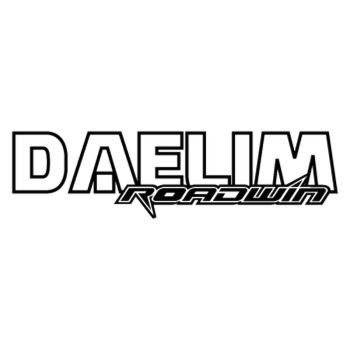 Daelim Roadwin logo N°3 Decal