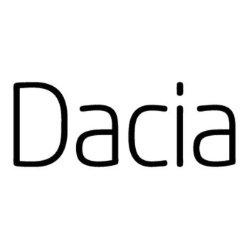 Dacia logo Decal