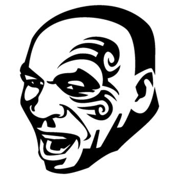 Mike Tyson Decal