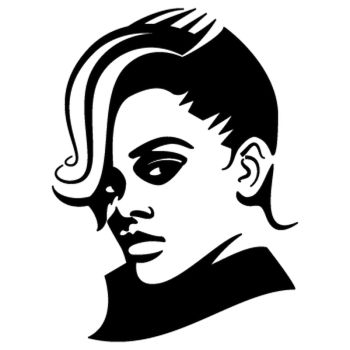 Sticker Rihanna