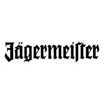Jägermeister logo Decal model 3