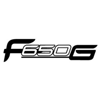 BMW F 650 G logo motorcycle Decal