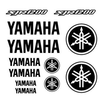 Kit Stickers Yamaha XJR 1200