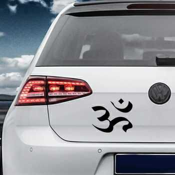 Sticker VW Golf Aum Symbole