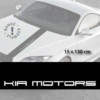 Sticker für die Motorhaube Kia Motors