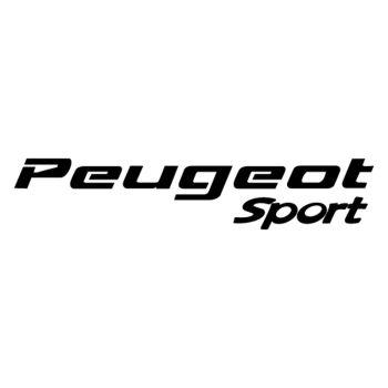 Sticker Peugeot Sport Logo 2