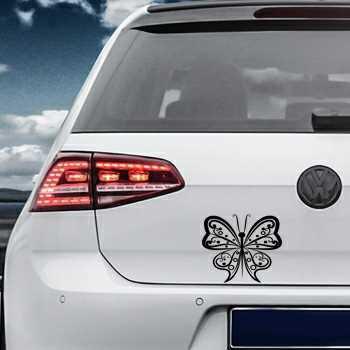 Design Butterfly Volkswagen MK Golf Decal